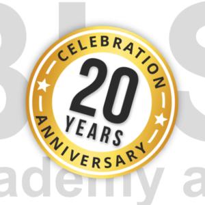 20 Anniversary BLS