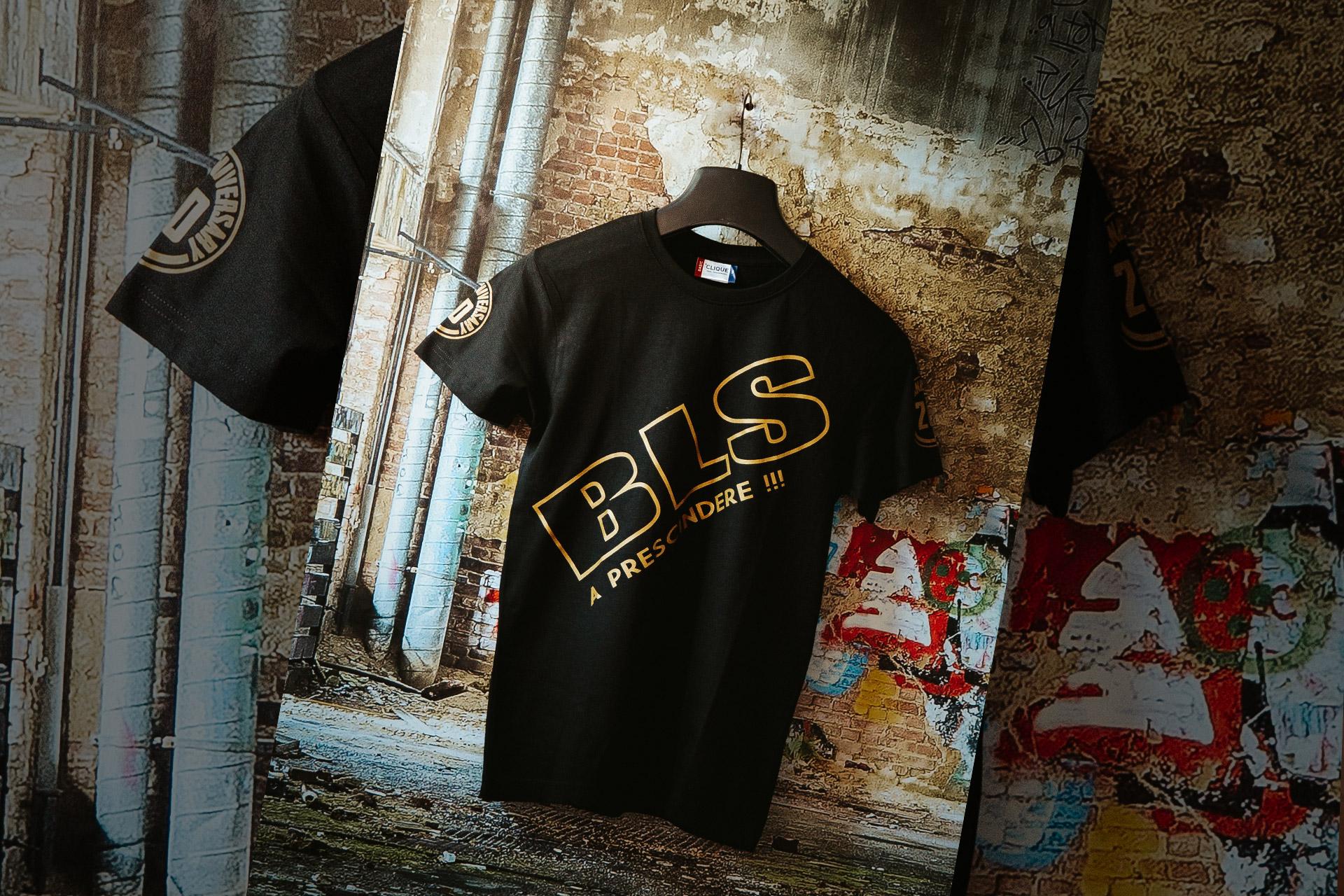 BLS promo t-shirt 20 Anniversary