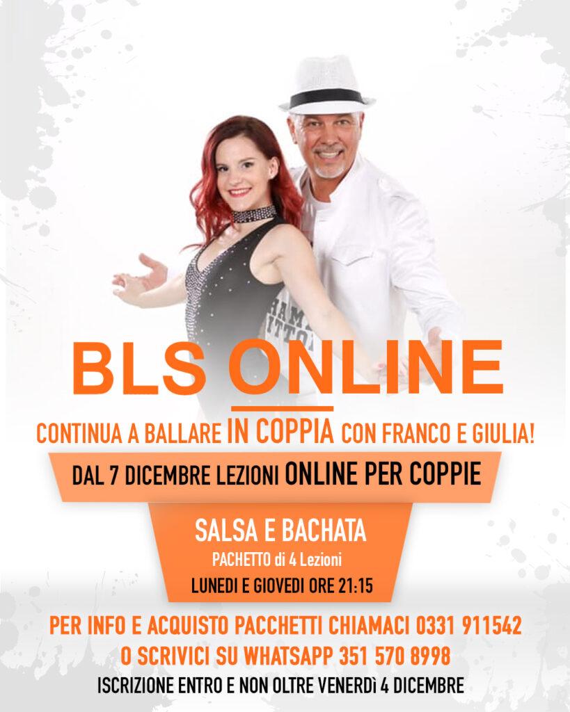 Franco Giulia Salsa e Bachata